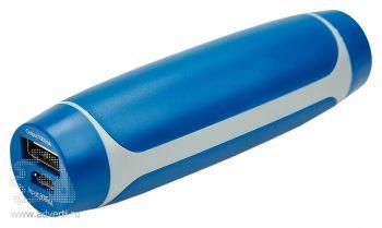 Зарядное устройство, 2200 mAh, синее