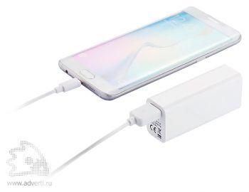 Зарядное устройство с аккумулятором «Samsung», 3000 mAh, применение