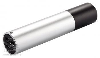 Зарядное устройство с фонариком, 2200 mAh, USB разъемы