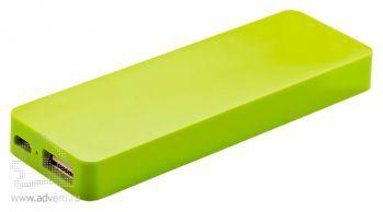 Зарядное устройство, 2500 mAh, зеленое