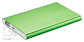 Зарядное устройство, 4000 mAh, зеленое