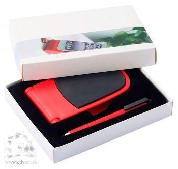 Подставка для смартфона со стилусом, упаковка