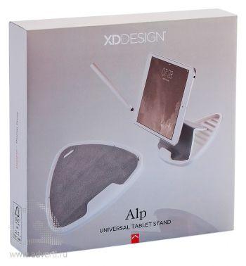 Универсальная подставка «Alp» для планшета, упаковка