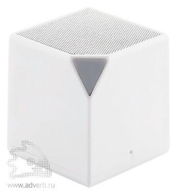 Беспроводная колонка «Cube», белая