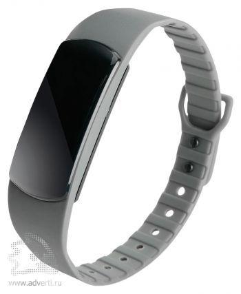 Фитнес-браслет «Be Fit», серый