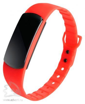 Фитнес-браслет «Be Fit», красный