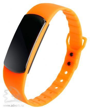 Фитнес-браслет «Be Fit», оранжевый