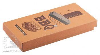 Коптильня «BBQ» для барбекю, упаковка