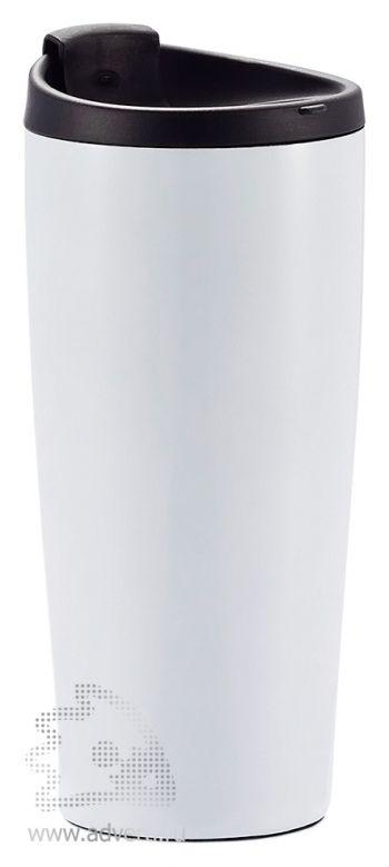 Термокружка «Vacuum», белая