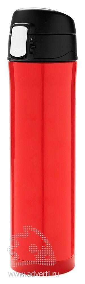 Термокружка «Easy Lock», красная