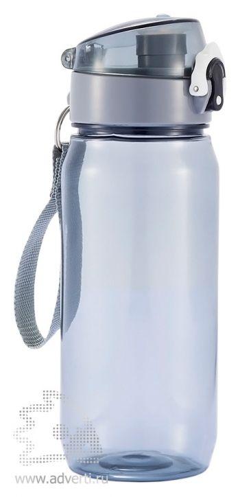 Бутылка для воды «Tritan», черная