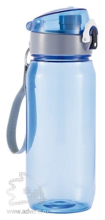 Бутылка для воды «Tritan», синяя