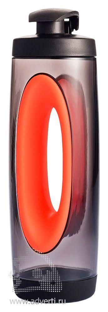 Бутылка для воды «Bopp Sport», красная