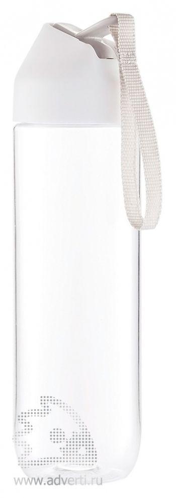 Бутылка для воды «Neva», белая