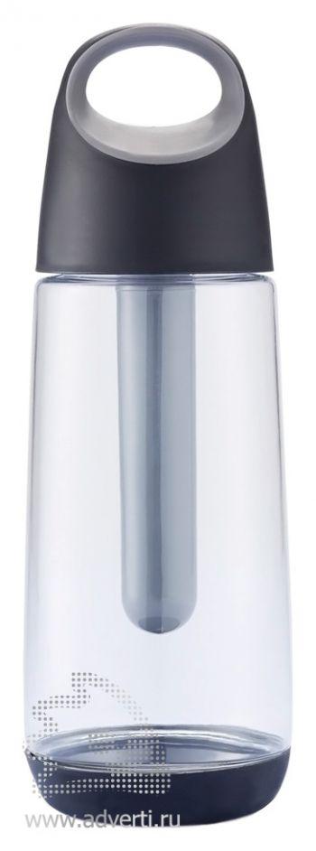 Бутылка для воды «Bopp Cool», черная