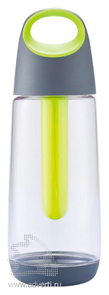 Бутылка для воды «Bopp Cool», зеленая