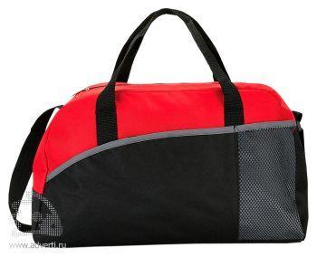 Спортивная сумка «Basic», красная