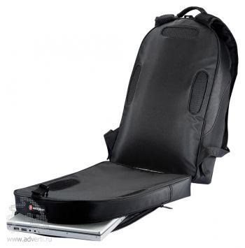 """Рюкзак для ноутбука «Quick Scan», отделение для ноутбука с диагональю 15,6"""""""