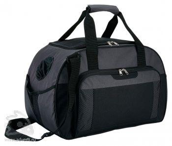 Дорожная сумка «Supreme», темно-серая