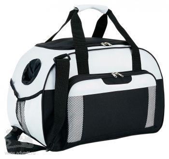 Дорожная сумка «Supreme», белая
