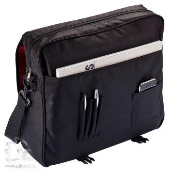 Конференц-сумка, открытая
