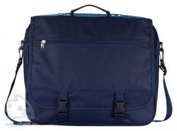Конференц-сумка, темно-синяя