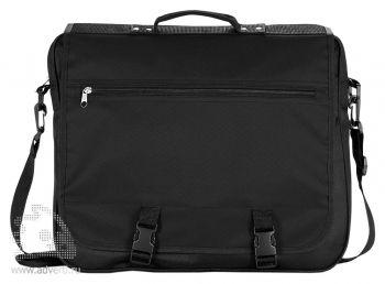 Конференц-сумка, черная