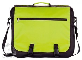 Конференц-сумка, зеленая
