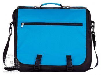 Конференц-сумка, синяя