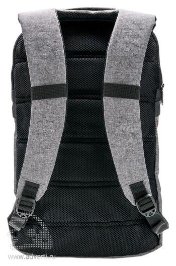 Рюкзак для ноутбука «Duo tone», вид спинки