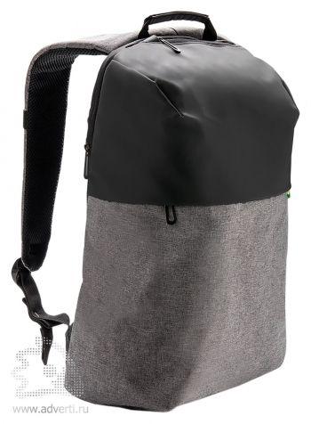 Рюкзак для ноутбука «Duo tone», серый