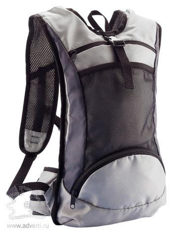 Спортивный рюкзак, вид сбоку