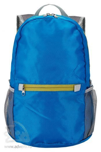 Ультралегкий складной рюкзак, вид спереди