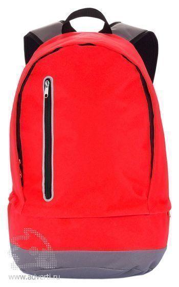 Рюкзак «Utah», красный