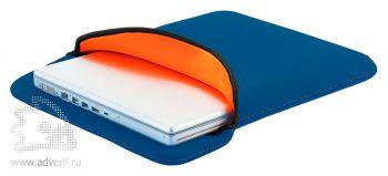 Двусторонний чехол для ноутбука