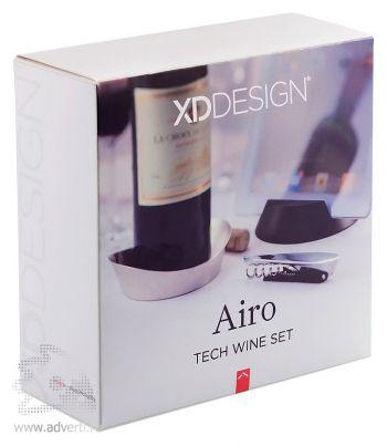 Набор для вина «Airo Tech», упаковка