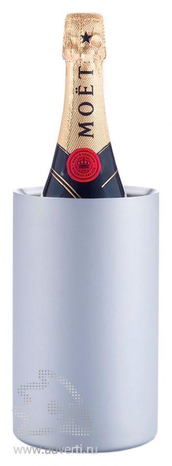 Кулер для бутылки шампанского, применение