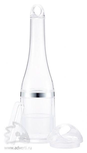 Кулер для бутылки вина 3 в 1