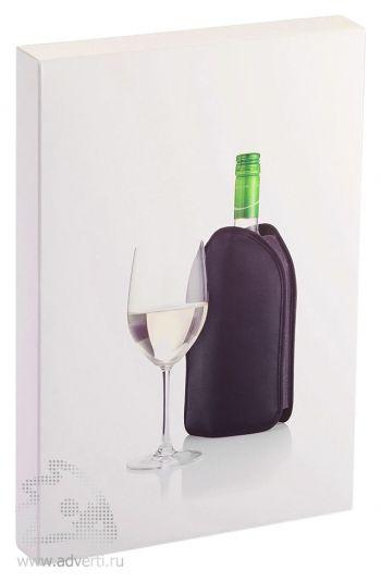 Термочехол для бутылки вина, упаковка