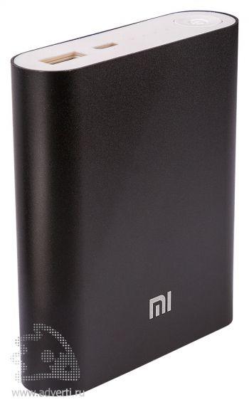 Универсальное зарядное устройство «Five Metal Colors» на 5200 mah, черное