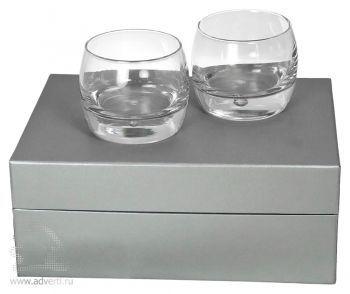 Набор бокалов «Whisky Bubble»