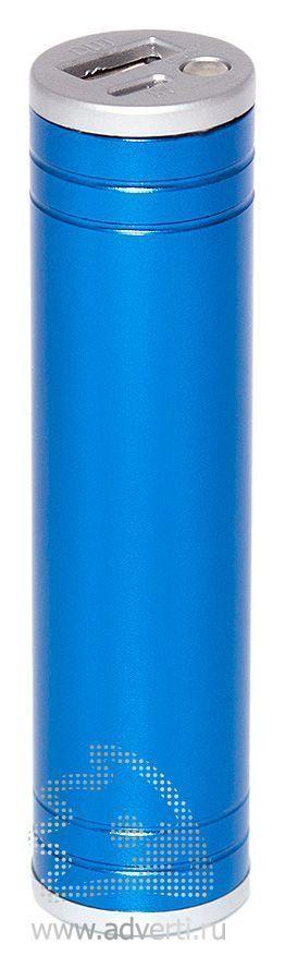 Зарядное устройство «Тигристое» на 2600 mah, синие