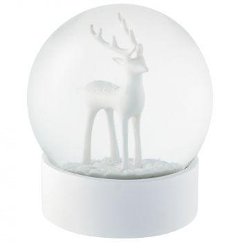 Снежный шар «Wonderland Reindeer», в спокойном состоянии
