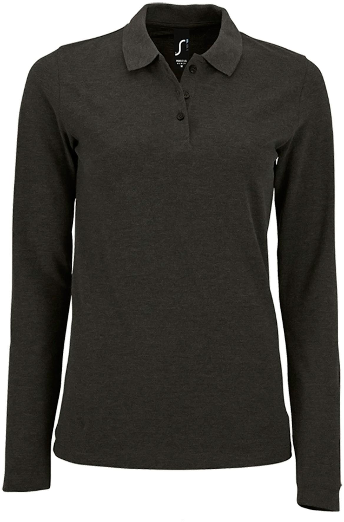 fb85f1d5b06 Рубашка поло «Perfect LSL Women»с длинным рукавом