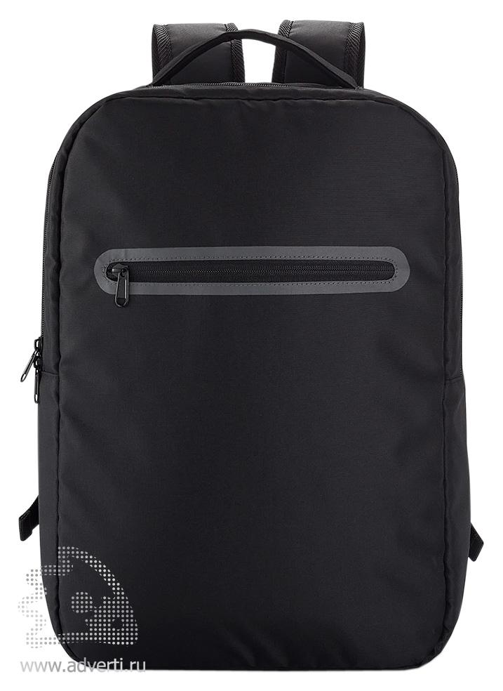 f78e59cb584b Рюкзак для ноутбука «London» - с логотипом: купить оптом в Москве по ...